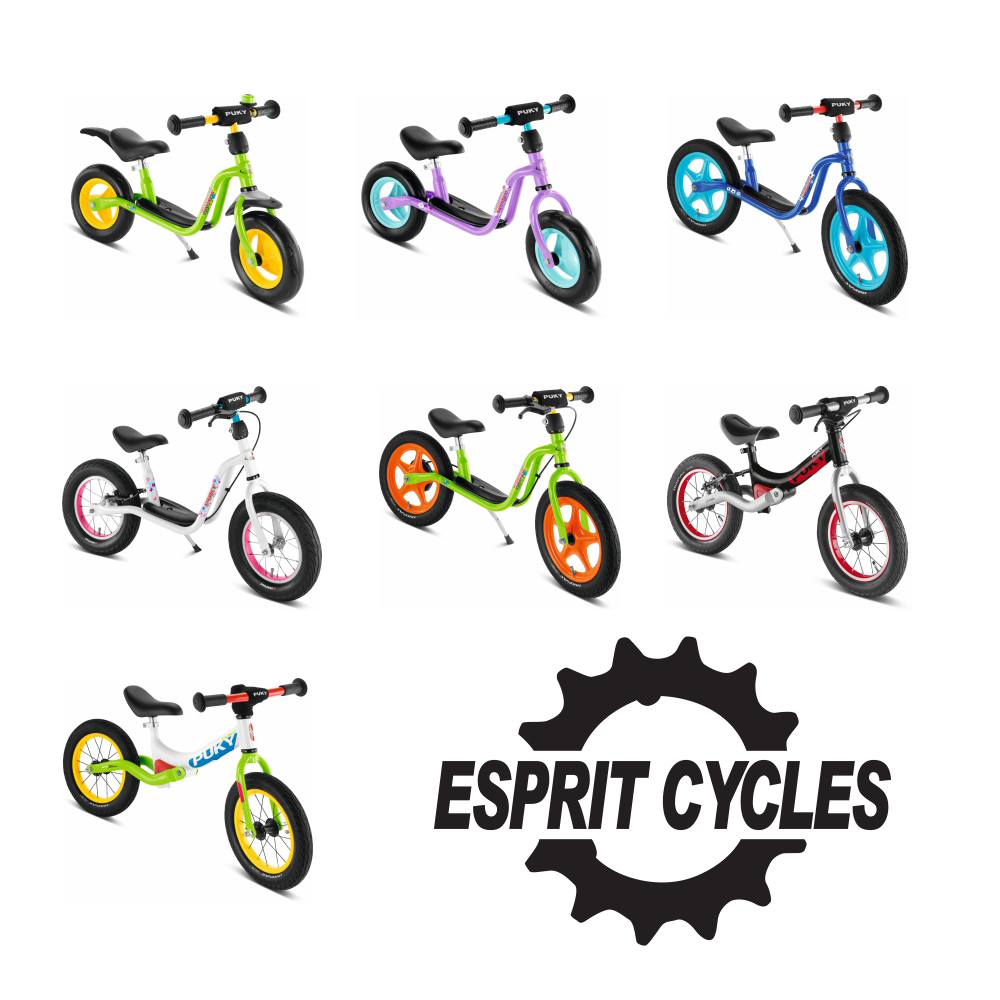 Esprit Cycles - draisiennes marque puky